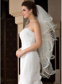 5029bd6a8 11 imágenes geniales de velos de novia largos