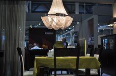 Lampa wisząca ROMA P09109CR. Nowoczesność i klasyka zamknięte razem w jednej formie