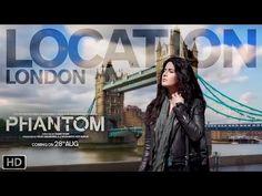 Phantom | Location London | Behind the scenes