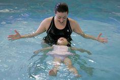 Make swim time fun for Baby