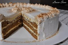 Vanilla Cake, Tiramisu, Cheesecake, Cookies, Ethnic Recipes, Desserts, History, Food, Mascarpone