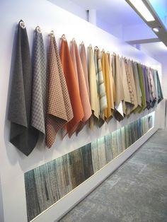 fabric showroom display - Google Search