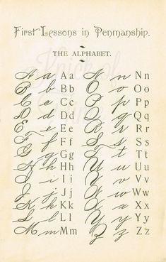Alphabet A, Caligraphy Alphabet, Spanish Alphabet, Tattoo Diy, Tatoo Art, Handwriting Fonts, Penmanship, Handwriting Styles, Handwriting Worksheets