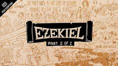 After the fall of Jerusalem to Babylon, Ezekiel announces a message of hope that God will rescue Israel by bringing the messianic king, defeating evil among the nations, and bringing restoration to all of creation from his cosmic temple.
