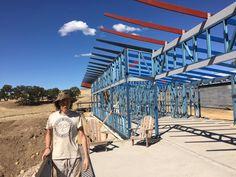 #prefab #fabrication #fabrications #prefabrication #prefabrications #dynamicsteelframe #lightsteelframe #steelframe #steel #lighterstraighterbetter #architecture #melbourne #australia #LGS #truecore #bluescope #porcupineridge #porcupine #ridge