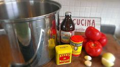 A gluttonous wife : The family tomato chutney...I could be killed for giving out this recipe