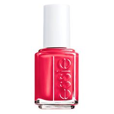 "big fan of the essie ""camera"" color, too. - coral pink neon! $8.00"