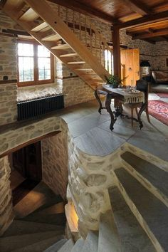 Philippitzis & associates » Blog Archive » Sakali Hotel Steam Bath, Old Mansions, 19th Century, Archive, Old Things, Construction, Patio, Traditional, Stone