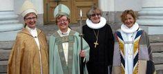 Γυναίκες επίσκοποι και στην Αγγλικανική Εκκλησία
