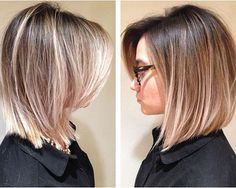 hairstyle for short straight hair 2016