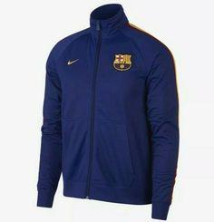 3aa2ba67025 Nike FC NSW Barcelona Official Barca Football Mens Tracksuit Jacket M  892532-455  FCBarcelona