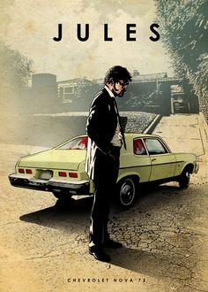 Cars - Jules