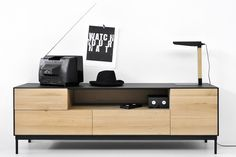 Un meuble hifi style scandinave, Ethnicraft