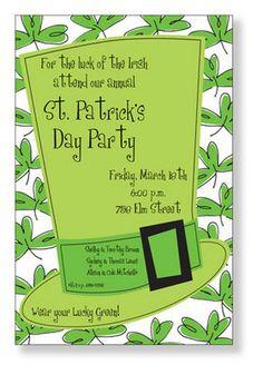 21 best st patrick day party images on pinterest saint patricks