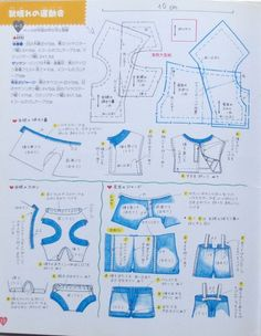 vêtements pour Sylvanian (explications, patrons, tutoriels ) nouveautés avec tuto.: charlotte pour lapine p61, châle en tissu p63, coussin de chaise page 64, chapeaux masculins p 65, casquette p66 - Page 23