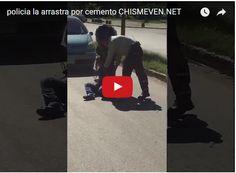 Policía arrastra por los cabellos a mujer por 5 sacos de cemento  http://www.facebook.com/pages/p/584631925064466