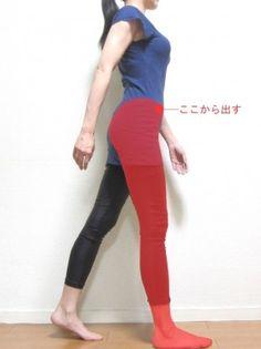 膝が曲がってる?歩き方の癖でわかるあなたの脚が痩せない理由 [足痩せ] All About Health Fitness, Walking, Exercise, Train, Workout, Beauty, Diet, Fashion, Ejercicio