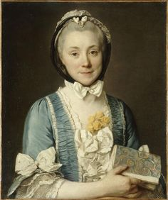 Joseph-Siffred Duplessis : Madame Lenoir