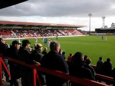 Congratulations to KHIST who have listed Kidderminster Harrier's Aggborough home as an ACV with their local council. Football Stadiums, Acv, Congratulations, Dolores Park, Sports, Travel, Voyage, Sport, Viajes