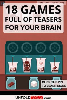 Brain Training Games, Brain Games, Neural Connections, Brain Tricks, Improve Yourself, Make It Yourself, Train Your Brain, Everyday Activities, Memory Games
