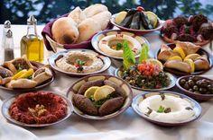 Lebanese tapas at #Lazeez #Lebanesefood #Mayfair
