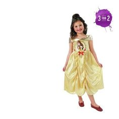 Buy Disney Princess Belle Dress-Up Outfit -7-8 Years at Argos.co.uk, visit Argos.co.uk to shop online for Children's fancy dress, Children's fancy dress costumes