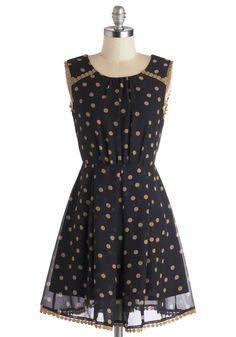 Tea Taster Dress