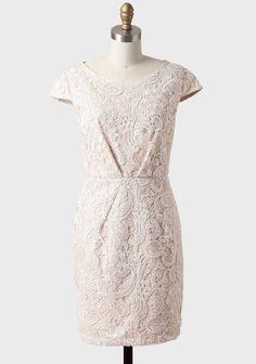 Valentina Lace Dress By Darling UK