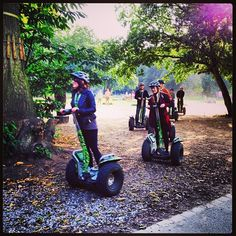 Another adventure. Another great picture from Segway Dave in the depths of Thetford Forest, Suffolk