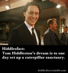 tom hiddleston, he so awesome and unique