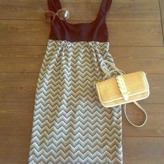 Black and White Sundress Very cute little sundress! Perfect for the boardwalk! Make me an offer. Dresses