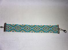 Beaded Bracelets by BizzyBumbleBead on Etsy https://www.etsy.com/listing/620670523/beaded-bracelets