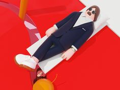 Q: Where do you get your inspiration? A: Still Breakbot