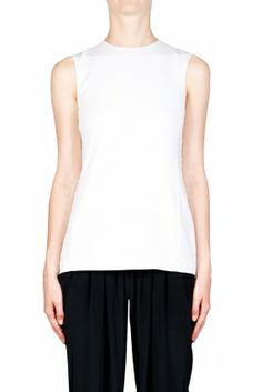 ALEXANDER WANG FITTED SHELL TOP