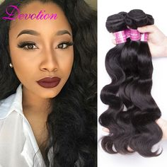 $50.00 (Buy here: http://appdeal.ru/4ird ) Ms Lula Mink Brazilian Body Wave Bundles Virgin Hair Bundle Deals 3 Bundles Alibarbara Body Wave 8a Brazilian Virgin Hair Weave for just $50.00