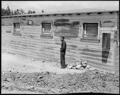 Dorothea Lange / Japanese encampments / 1942