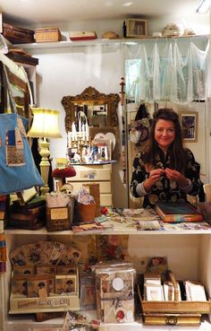 Jenni's Table: Jessie Chorley's Shop  during Columbia road Christmas Wednesdays