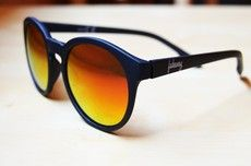 Gafas Bleep Black Burn Polarized  Gafas Bleep Black Burn - Protección UV400, lentes naranjas polarizadas - 22€