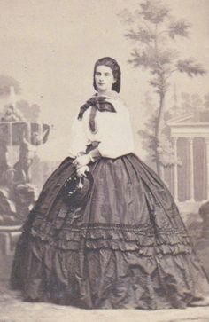 Queen Maria Sophie of Naples