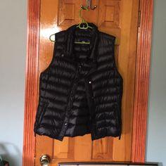 Gap Black Vest Never worn / brand new vest GAP Other