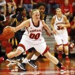 Husker women's basketball