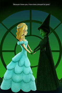 Wicked Prom Dress