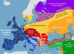 Bronze-Age European cultures of 2000 BC. http://www.jowsey.com/genealogy/GeneticGenealogy.html