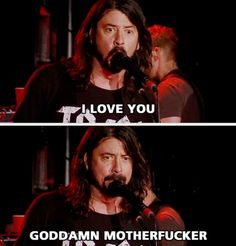 DG Omfg One of the many reasons why I love Dave. He's not afraid to speak his mind!!!!