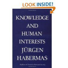 Knowledge & Human Interests: Juergen Habermas, Jeremy J. Shapiro: 0046442015417: Amazon.com: Books