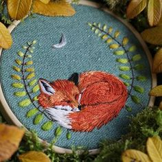 Latest Snap Shots Embroidery Patterns cross stitch Concepts Embroidering has been online forever—which is scarcely a good exaggeration. Hand Embroidery Stitches, Modern Embroidery, Hand Embroidery Designs, Diy Embroidery, Cross Stitch Embroidery, Fabric Art, Cross Stitching, Stitch Patterns, Sewing Crafts