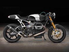 '95 Moto Guzzi 1100 Sport – Moto Studio | Pipeburn.com