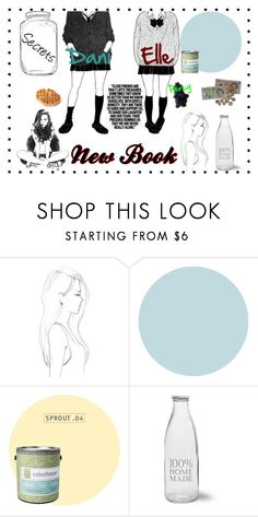 """New Book!"" by thebestatbeingme ❤ liked on Polyvore featuring Monique Péan, Garden Trading and kitchen"
