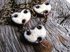 Elaine Ray ceramic hearts