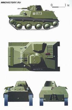 Легкий плавающий танк Т-40 » Танки, САУ, Артиллерия, стрелковое оружие, минное оружие, авиация, инженерная техника сражавшихся сторон. Тайны Второй мировой войны.Битвы, сражения Второй мировой войны на WW2History.ru